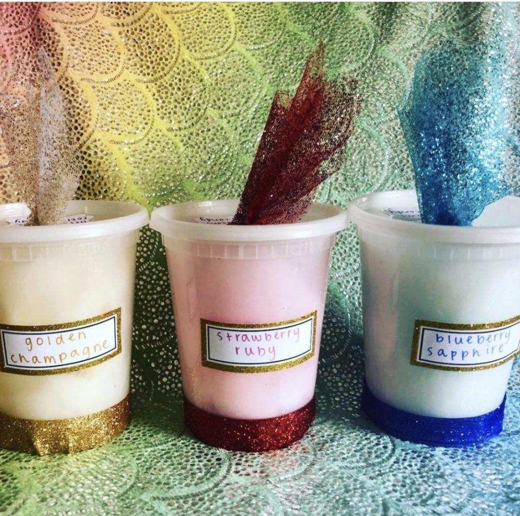 sweet art cotton candy