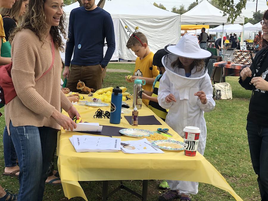 arizona honeybee festival